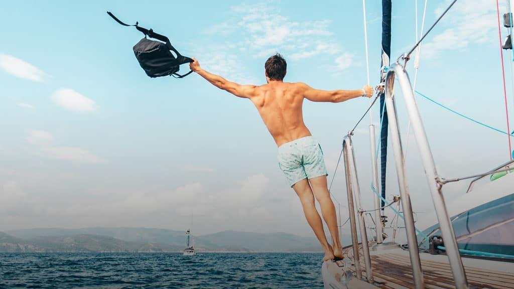 On cruise image