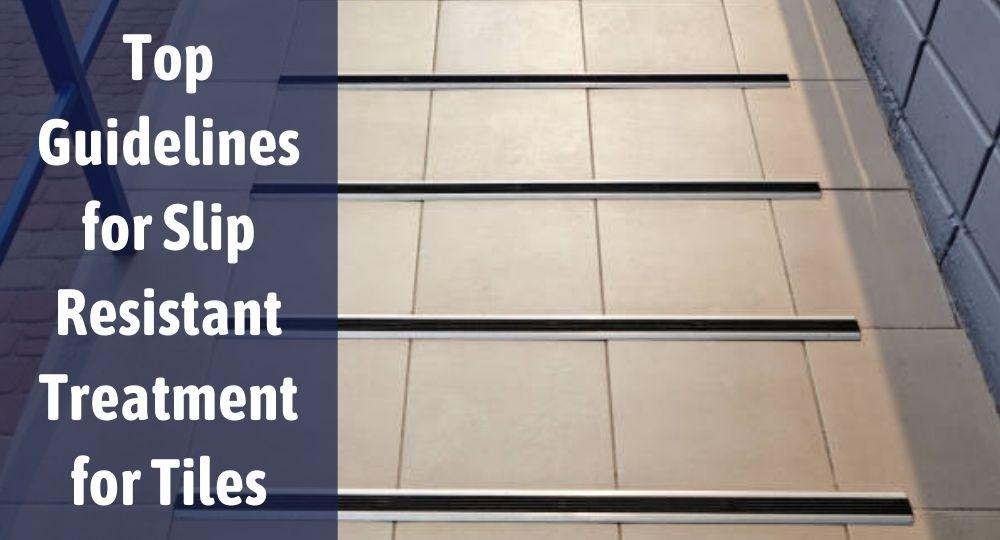 slip resistant solutions