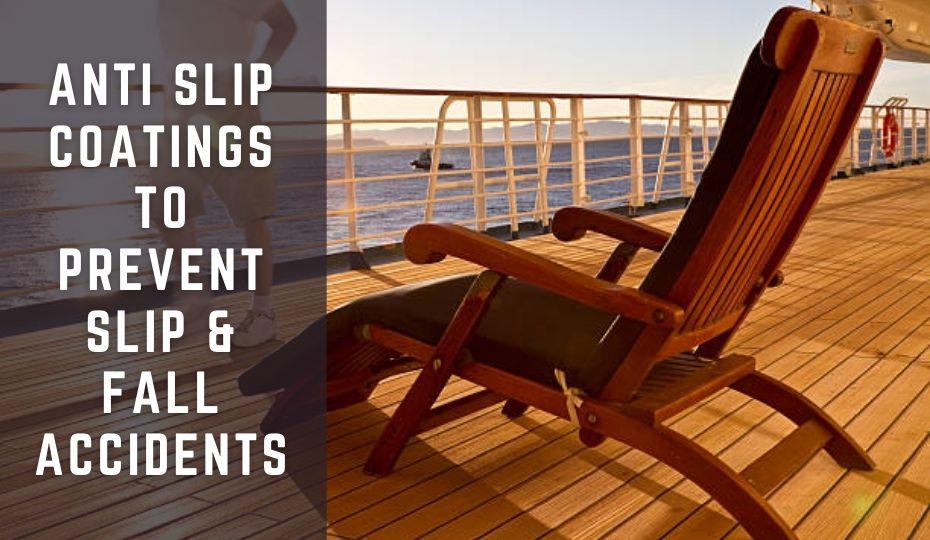 benefits of anti slip coatings