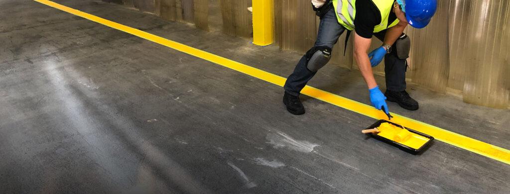 floor safety treatment