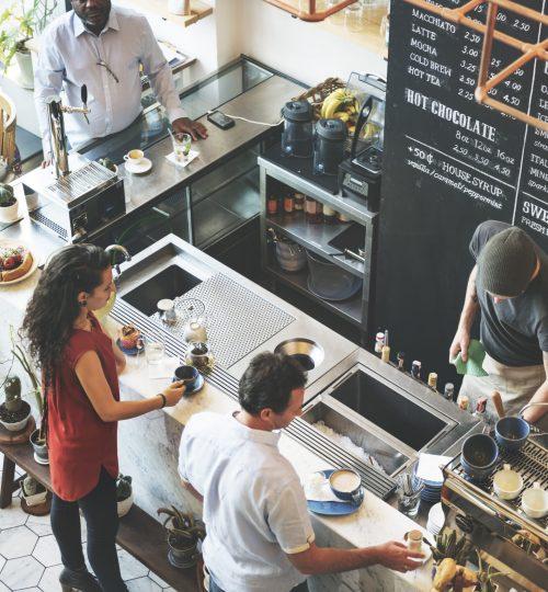 Coffee,Shop,Bar,Counter